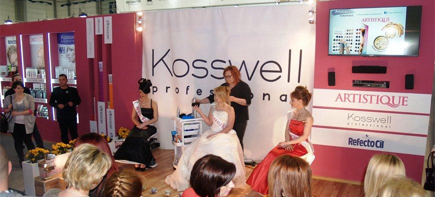 Targi fryzjerskie Look & beautyVISION Poznań 2015