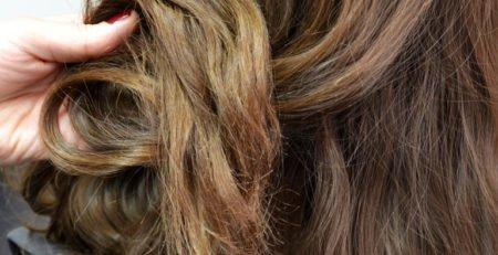 Uszkodzenia włosów