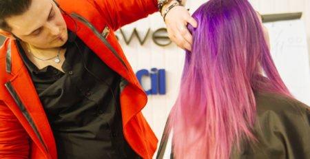 Top Hair 2016 Dusseldorf - trendy fryzjerskie, koloryzacja bezpośrednia