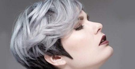 Grey Hair, włosy w odcieniach szarości