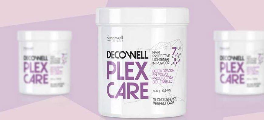 Decowell Plex Care - rozjaśnianie włosów z ich ochroną w pakiecie