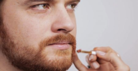 Ruda broda - farbowanie brody henną Refectocil