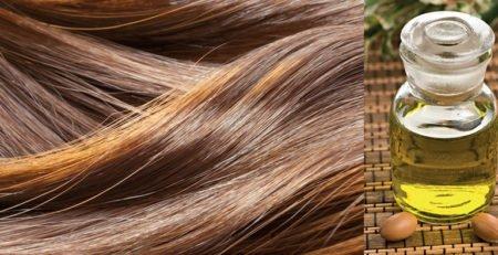 Olejki do włosów. Naturalna pielęgnacja