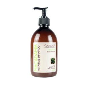 Kos Macadamia Nutritive Shampoo 500ml