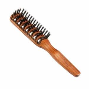 Szczotka drewniana natulane włosie thermal