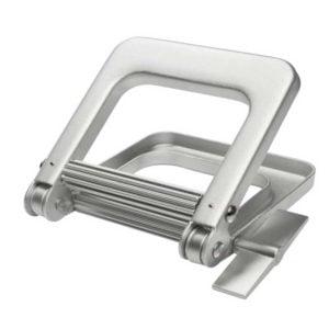 Wyciskacz do farb aluminiowy duży