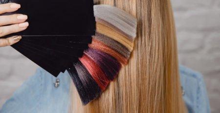 Najmodniejsze kolory włosów
