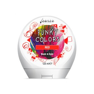 Carin CE Color Care Funky Colors Red 125ml