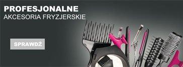 Profesjonalne akcesoria fryzjerskie oferuje hurtownia fryzjerska Progress Września