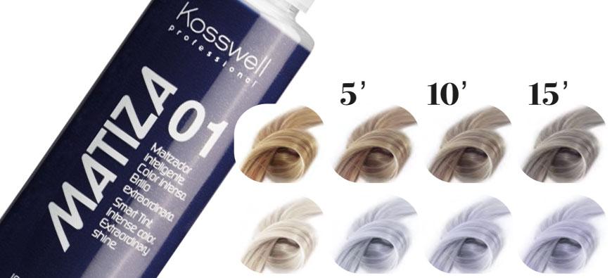 tonowanie włosów - bezpieczna koloryzacja
