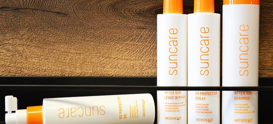 Ochrona włosów przed słońcem - Artistique Suncare