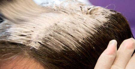 Farbowanie włosów siwych