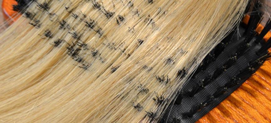 Jak czesać włosy, żeby im nie zaszkodzić
