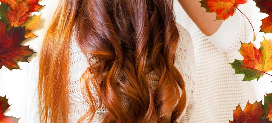 Jesienne trendy w koloryzacji włosów 2020
