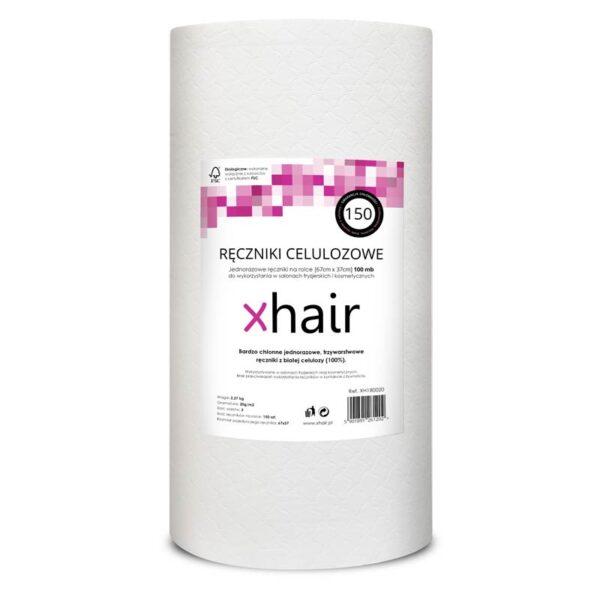 Ręcznik fryzjerski celulozowy 67x37cm 150szt.