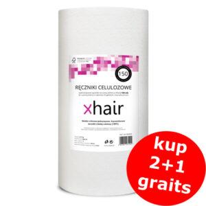 Ręczniki do włosów jednorazowe z celulozy - promocja