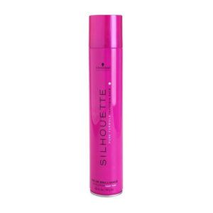 Schwarzkopf Silhouette Color Brilliance Hairspray Super Hold Mocno utrwalający lakier do włosów 500ml